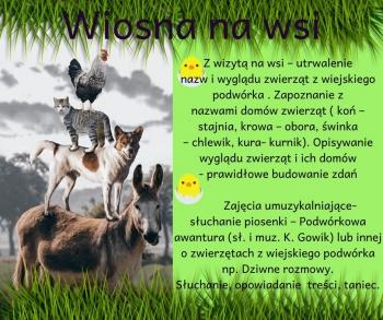 Wiosna na wsi (2)