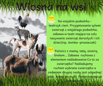Wiosna na wsi (1)