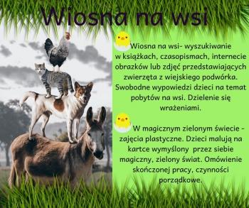 Wiosna na wsi1